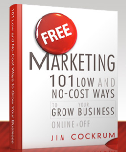 """Free Marketing 101…"" Just as relevant in 2014 as it ever was!"
