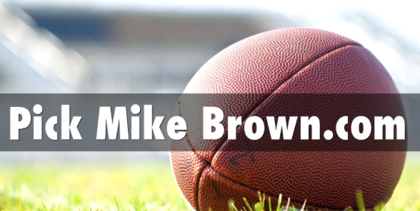 PickMikeBrown.com