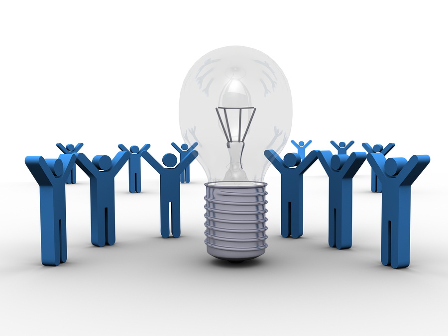 If you are having so much success, why risk competition by sharing your ideas?